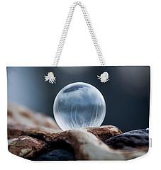 Wooden Hills Weekender Tote Bag