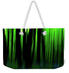 Woodland Abstract Iv Weekender Tote Bag