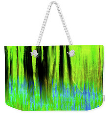 Woodland Abstract Vi Weekender Tote Bag