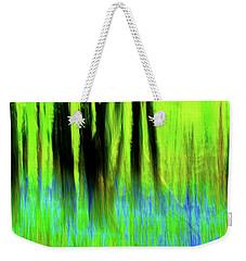 Woodland Abstract Vi Weekender Tote Bag