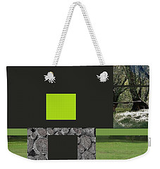 Woodland And Me Weekender Tote Bag by Andrew Drozdowicz