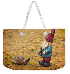 Woodland Creatures Weekender Tote Bag