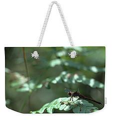 Woodland Dragonfly Weekender Tote Bag