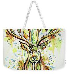 Woodland Magic Weekender Tote Bag