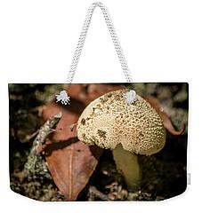 Woodland Mushroom Weekender Tote Bag