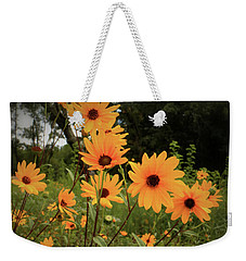 Woodland Sunflower Weekender Tote Bag