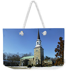 Woodlawn Cemetery Chapel Weekender Tote Bag