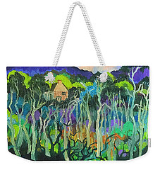 Woods And Shadows Weekender Tote Bag