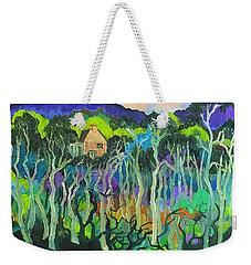 Woods And Shadows Weekender Tote Bag