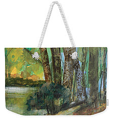 Woods In The Afternoon Weekender Tote Bag