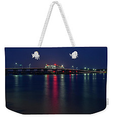 Woods Memorial Bridge Weekender Tote Bag