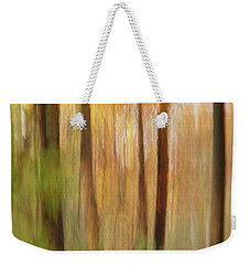 Weekender Tote Bag featuring the photograph Woodsy by Bernhart Hochleitner