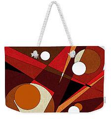 Woodwinds Weekender Tote Bag