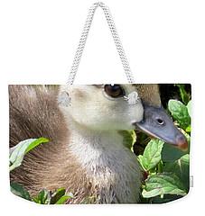 Woody Duckling Weekender Tote Bag
