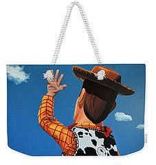 Woody Of Toy Story Weekender Tote Bag