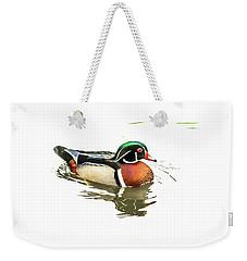 Woody Weekender Tote Bag