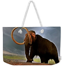 Woolly Mammoth Weekender Tote Bag