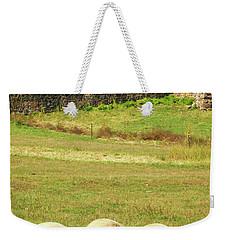 Wooly Bully Weekender Tote Bag by Trish Tritz