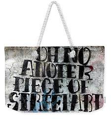 Words Weekender Tote Bag