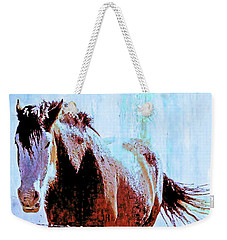 Workhorse Weekender Tote Bag by Cynthia Powell