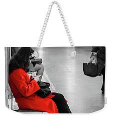 Working Girl Weekender Tote Bag