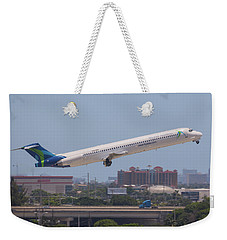 World Atlantic Airways Weekender Tote Bag