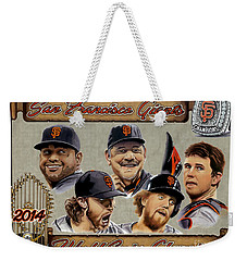World Champs Weekender Tote Bag