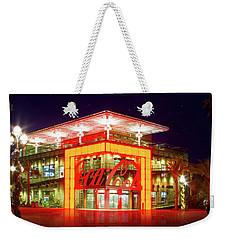 World Of Coca Cola At Disney Springs Weekender Tote Bag