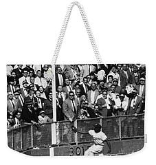 World Series, 1955 Weekender Tote Bag by Granger