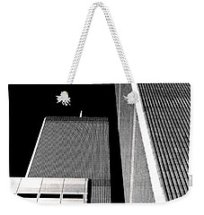 World Trade Center Pillars Weekender Tote Bag