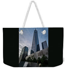 World Trade Center Remember Weekender Tote Bag