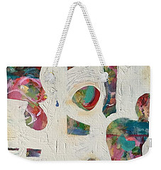 Worldly Women Weekender Tote Bag by Gail Butters Cohen