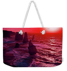 World's End Weekender Tote Bag
