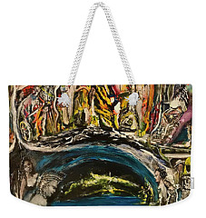 Worlds Within Worlds Weekender Tote Bag