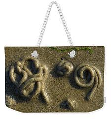 Worm Tapestry Weekender Tote Bag