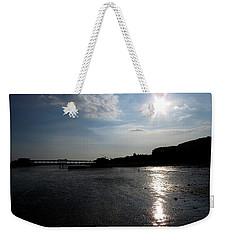 Worthing Pier Silhouette 2 Weekender Tote Bag