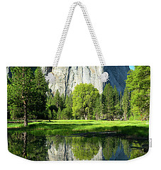 Wosky Pond In Yosemite Weekender Tote Bag