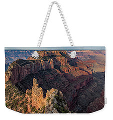 Wotan's Throne Panorama I Weekender Tote Bag by David Cote