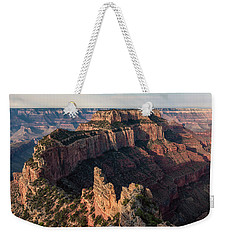 Wotan's Throne Panorama II Weekender Tote Bag by David Cote