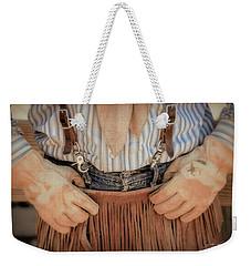 Wrangler Hands 2 Weekender Tote Bag