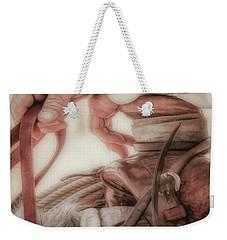 Wrangler Hands Weekender Tote Bag