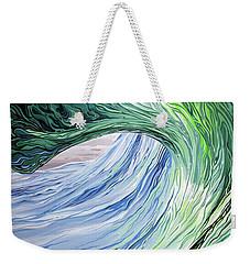 Wrap Around Weekender Tote Bag