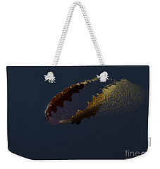 Wrapped In Mystery Weekender Tote Bag by Yvonne Wright