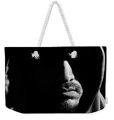 Wrapped In Shadows Weekender Tote Bag