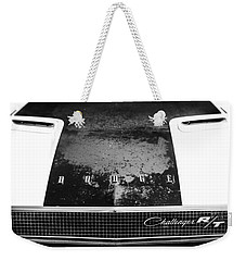 Wrinkled Weekender Tote Bag by Caitlyn Grasso