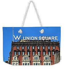 Wunion Weekender Tote Bag by Sandy Taylor