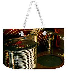 Wurlitzer Music Weekender Tote Bag
