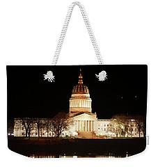 Wv Capital Building Weekender Tote Bag