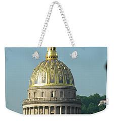Wv State Capital Building  Weekender Tote Bag
