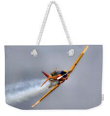 Ww II Vintage Fighter Weekender Tote Bag by Pat Cook